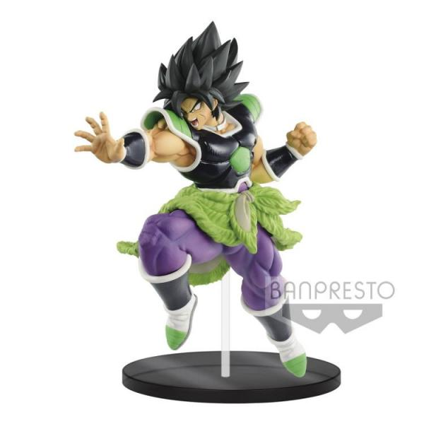 Broly (Rage Mode) - Dragon Ball Super Ultimate Soldiers Churete