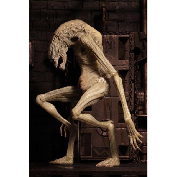 Alien: Resurrection Newborn Deluxe Action Figure - NECA Churete