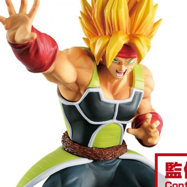 Bardock SSJ - Nadakaki Kakyuu Senshi - Dragon Ball Churete