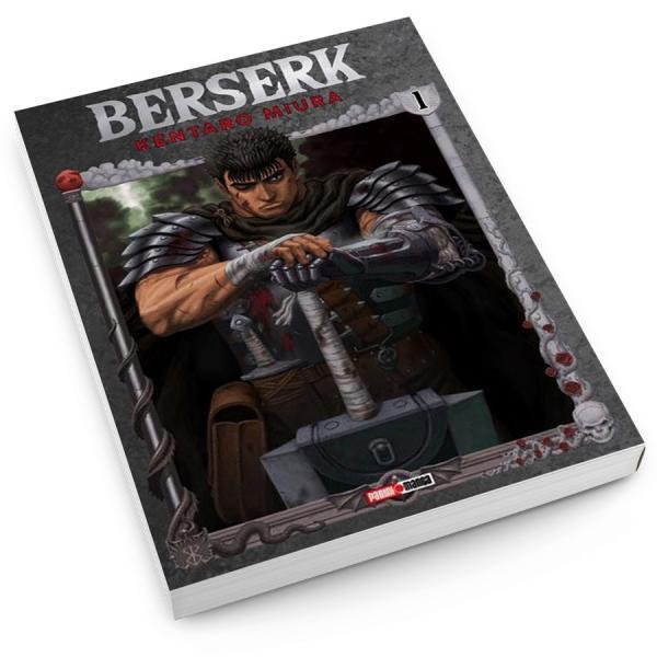 Berserk 01 - Panini Manga - Argentina Churete