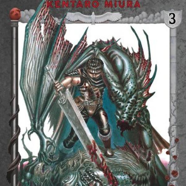 Berserk 03 - Panini Manga - Argentina Churete