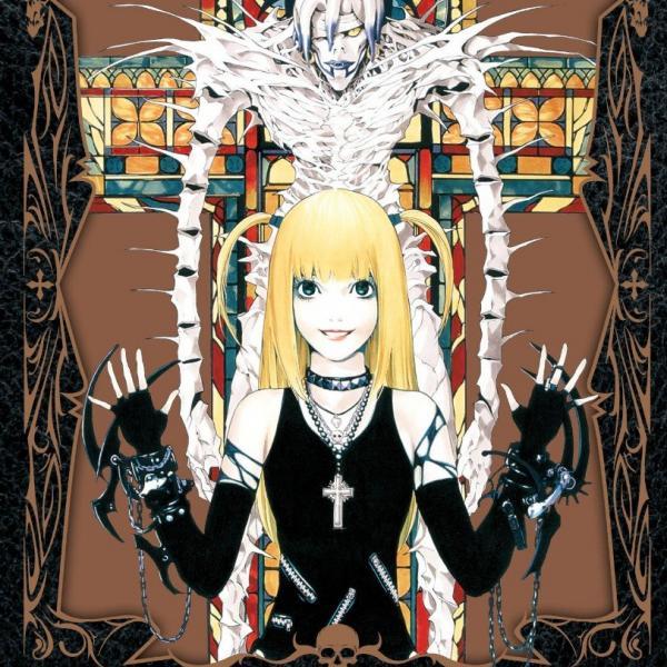 Death Note 04 - IVREA - Argentina