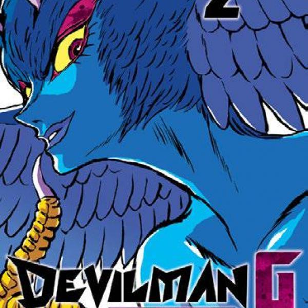 Devilman G 02 - Editorial Ivrea - Argentina Churete