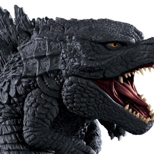 Godzilla - Deforume Figure - Godzilla Churete