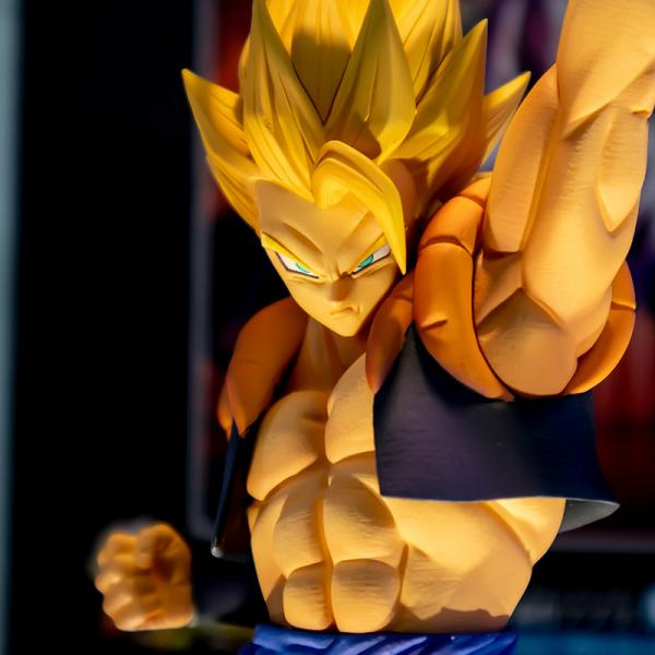 Gogeta SSJ - Dragon Ball Legends - Dragon Ball Churete