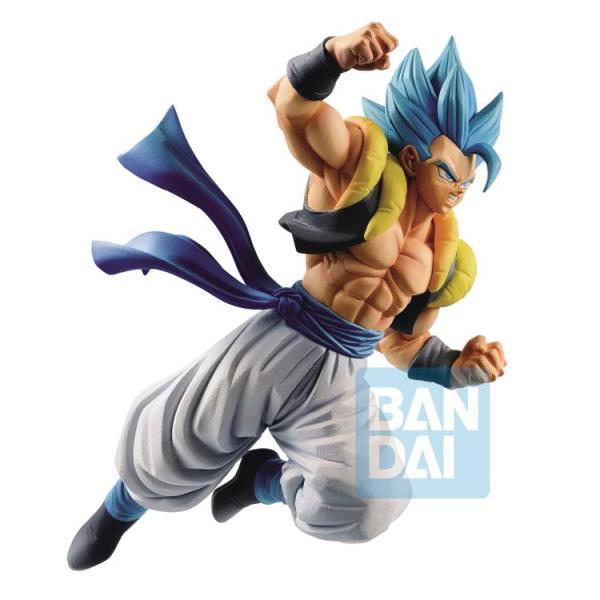 Gogeta SSJ Blue - Dragon Ball Super Broly Warriors Battle Retsuden Z Churete