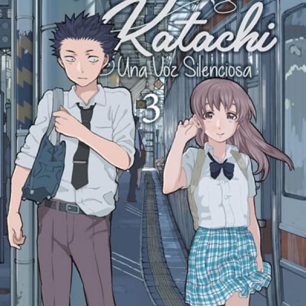 Koe No Katachi (Una voz silenciosa) 03 - Editorial Ivrea - Argentina