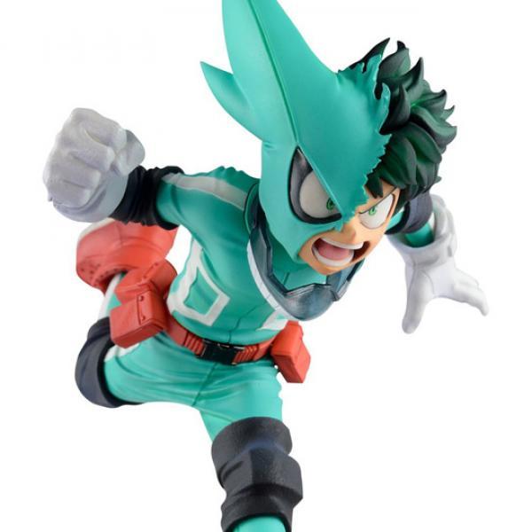 Midoriya Izuku (Deku) - Boku no Hero Academia Banpresto Figure Colosseum Zoukei Academy Churete