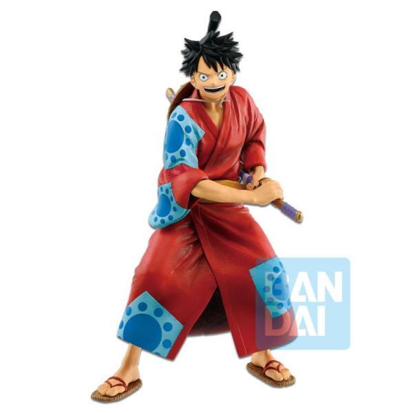 Monkey D. Luffy - Japanese Style - One Piece Churete