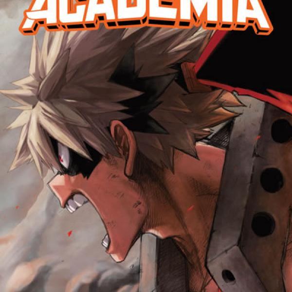 My Hero Academia 07 - Ivrea - Argentina Churete