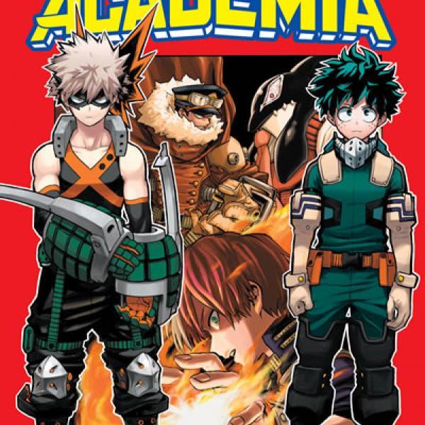 My Hero Academia 13 - Ivrea - Argentina Churete