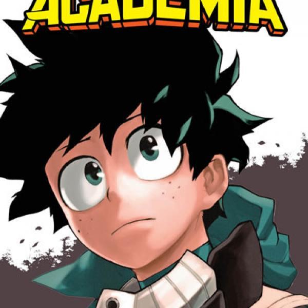 My Hero Academia 15 - Ivrea - Argentina Churete