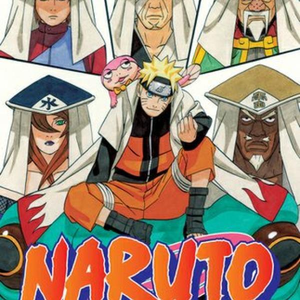 Naruto 49 - Panini Manga - Argentina Churete