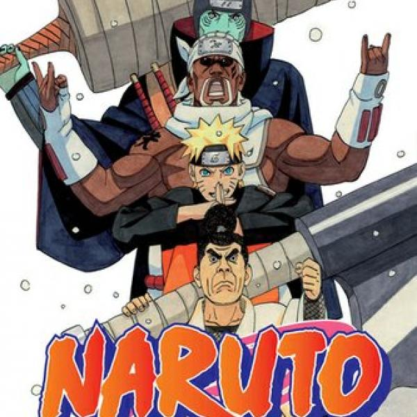 Naruto 50 - Panini Manga - Argentina Churete