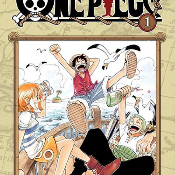 One Piece 01 Ivrea Argentina Churete