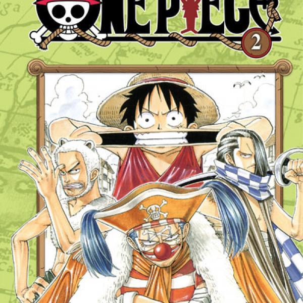 One Piece 02 Ivrea Argentina Churete