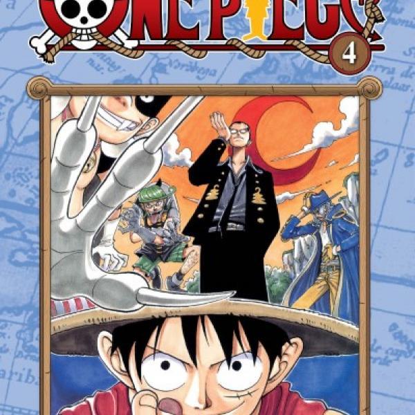 One Piece 04 Ivrea Argentina Churete