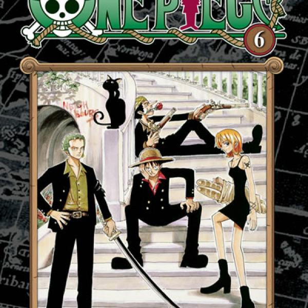 One Piece 06 Ivrea Argentina Churete