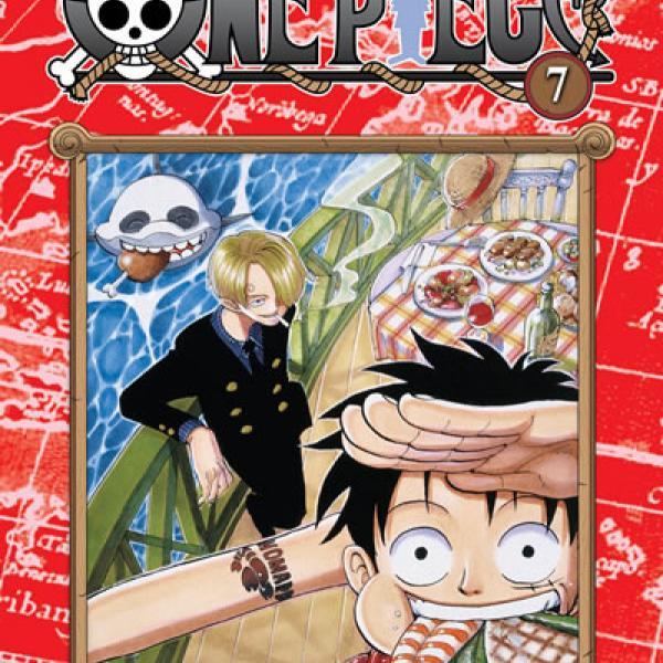 One Piece 07 - Ivrea - Argentina Churete