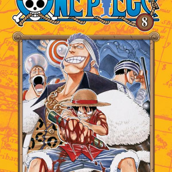 One Piece 08 - Ivrea - Argentina Churete