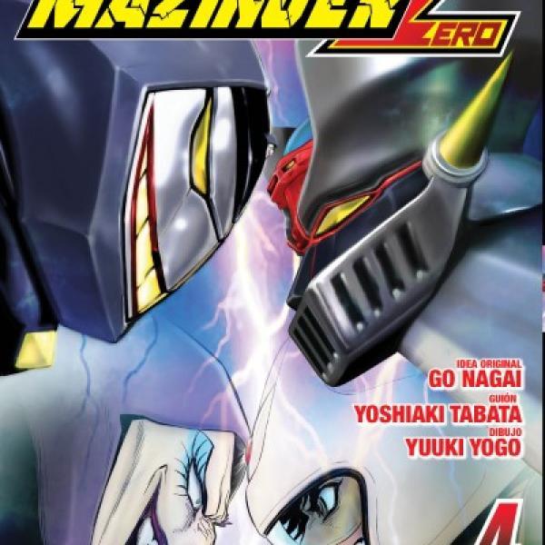 Shin Mazinger Zero  04 - Ivrea Argentina Churete