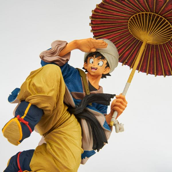 Son Goku - Figure Colosseum - SCultures - Zoukei Tenkaichi Budoukai World 2018 - Dragon Ball Churete