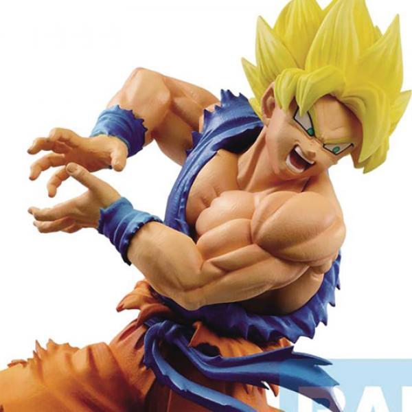 Son Goku SSJ - Dragon Ball Battle Retsuden Z Churete
