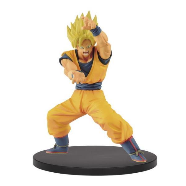 Son Goku SSJ - Dragon Ball Super Warriors Battle Retsuden Chapter 1 Churete