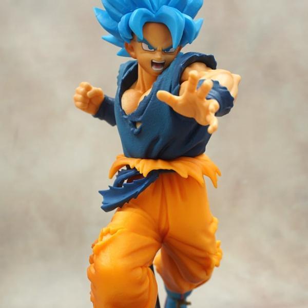 Son Goku SSJ Blue - Dragon Ball Super Ultimate Soldiers Churete