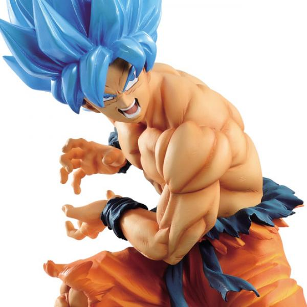 Son Goku SSJ Blue - Tag Fighters - Dragon Ball Super Churete