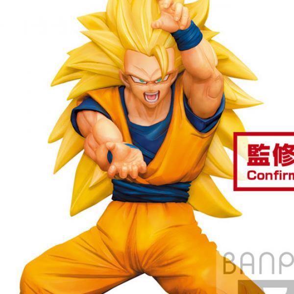 Son Goku SSJ3 - Dragon Ball Warriors Battle Retsuden - Churete