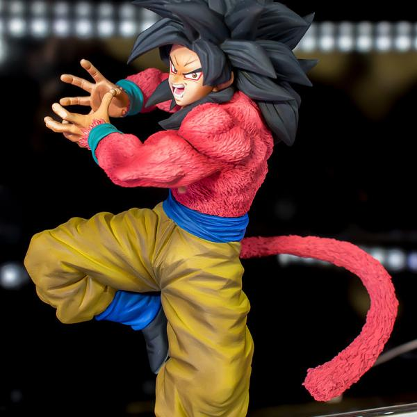 Son Goku SSJ4 x10 Kamehameha - Dragon Ball GT Churete
