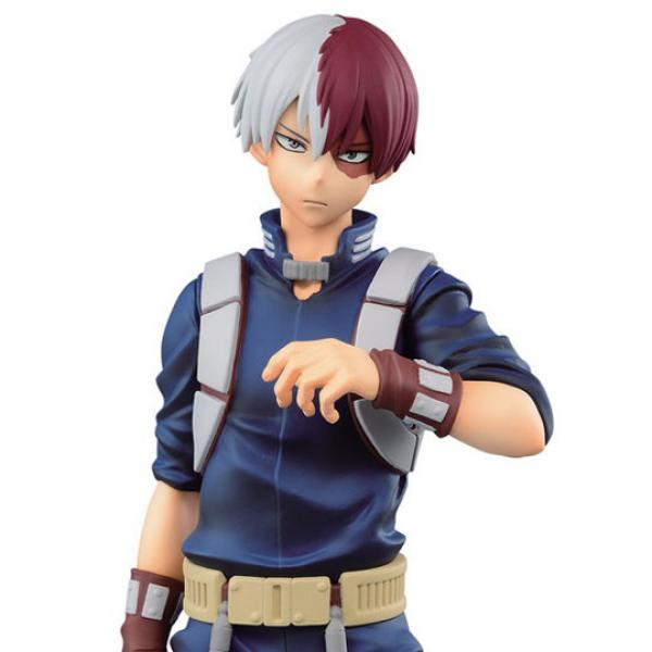 Todoroki Shouto - Age of Heroes Vol. 4 - My Hero Academia Churete