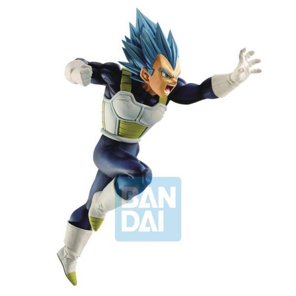 Vegeta SSJ Blue - Dragon Ball Super Broly Warriors Battle Retsuden Z Churete