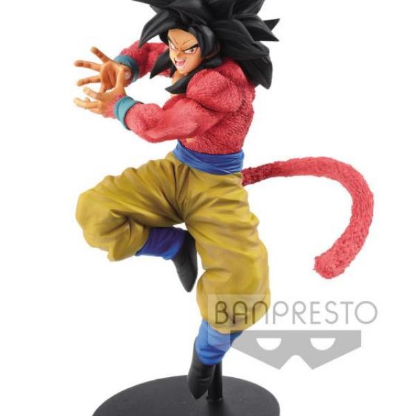 Son Goku SSJ4 x10 Kamehameha - Dragon Ball GT