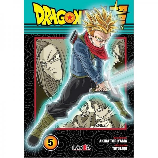 Dragon Ball Super 05 (Variant) - Editorial Ivrea - Argentina
