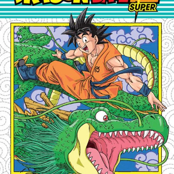 Dragon Ball Super 01 - Editorial Ivrea - Argentina