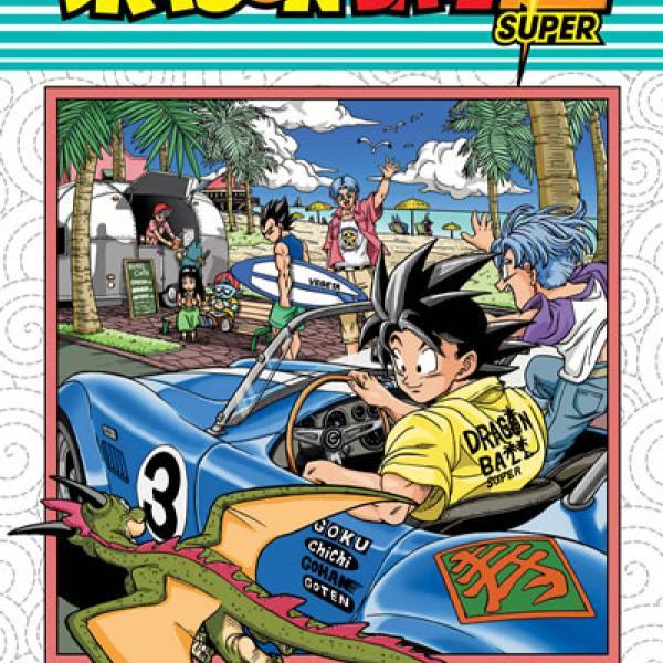 Dragon Ball Super 03 - Editorial Ivrea - Argentina