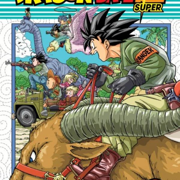 Dragon Ball Super 06 - Editorial Ivrea - Argentina