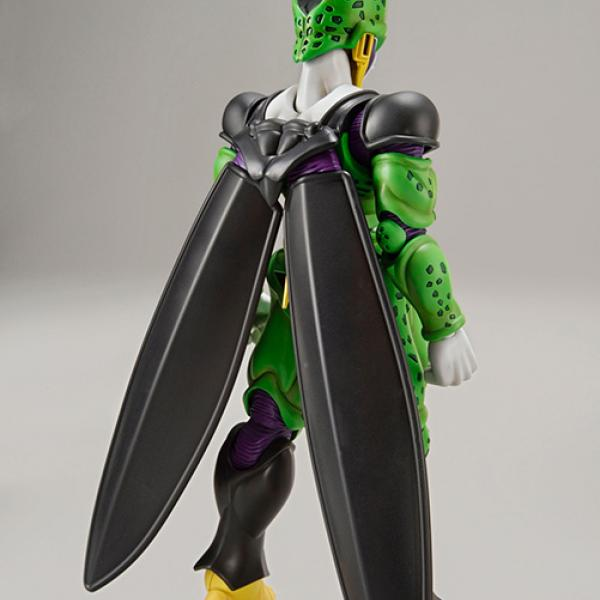Cell Perfect - Figure-rise Standard Model Kit - Dragon Ball Z Churete