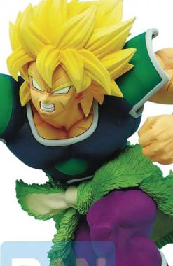 Broly SSJ - Dragon Ball Super Broly Warriors Battle Retsuden Z Chuete