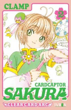 Cardcaptor Sakura Clear Card 02 - Editorial Ivrea - Argentina Churete
