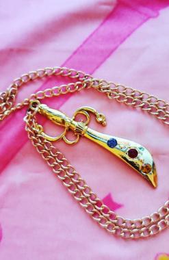 Colgante Sailor Moon (RÉPLICA) Churete
