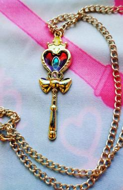 Colgante Sailor Moon 7 (RÉPLICA) Churete