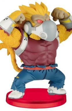 Cumber Ozaru - Super Dragon Ball Heroes WCF Vol. 6 Churete