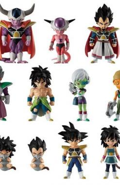 Dragon Ball Adverge Broly Premium Set Churete