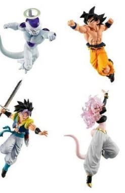 Dragon Ball Battle Versus 10 Churete