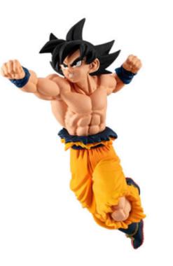Son Goku - Dragon Ball Battle Versus 10 Churete