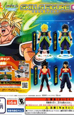 Dragon Ball Super Skills Figure 05 Churete