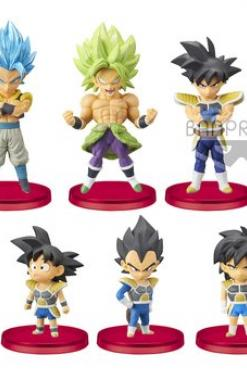 Dragon Ball Super World Collectable Figure (WCF) Movie Broly Vol. 3 Churete